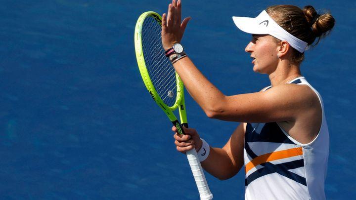 Honba za skalpem Krejčíkové v Indian Wells. Mladá Američanka si před bitvou věří; Zdroj foto: Reuters