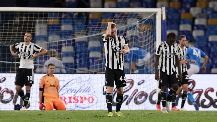 Juventus si bez Ronalda neví rady, padl i v Neapoli. Zato PSG Messi vůbec nechyběl; Zdroj foto: Reuters