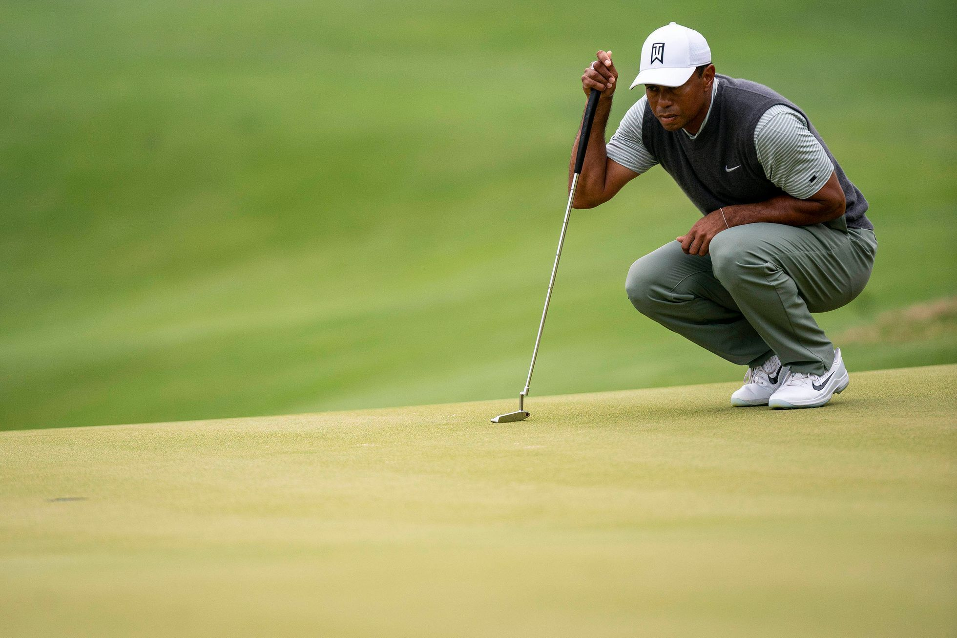 Tiger Woods, Match Play 2019