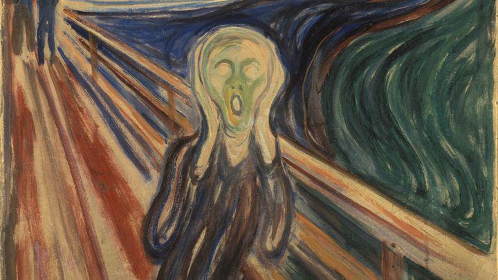 Mohl ho namalovat jen šílenec. Větu na slavný obraz Výkřik připsal sám Munch