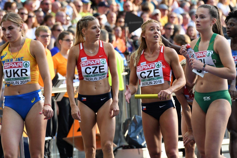 d27e8fbe019 Z bílé stopy pro maratonský cenný kov. České medaile jsou v Berlíně ...