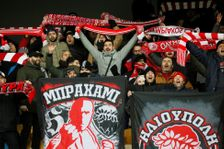 Europa League - Round of 32 Second Leg - Dynamo Kiev v Olympiacos