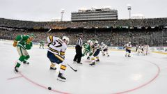 NHL: Winter Classic-Nashville Predators at Dallas Stars