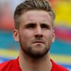 File photo of England's Luke Shaw before their international friendly soccer match against Ecuador in Miami