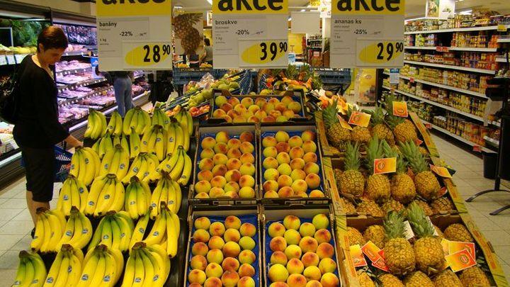 České potraviny mají v řetězcích podíl od 40 do 75 procent