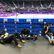 Obrazem: Unavení fotografové i karaoke autobus. Nahlédněte do zákulisí olympiády v Pchjongčchangu