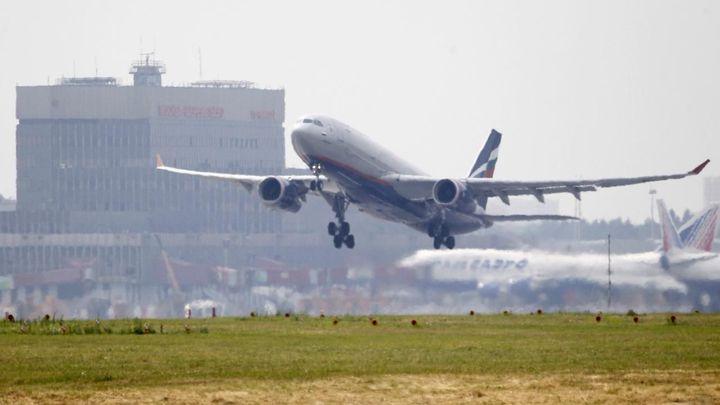 Ruský Aeroflot zruší lety mezi Karlovými Vary a Moskvou