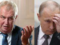 Zrušit sankce proti Rusku už nechtějí jen Maďaři a Miloš Zeman