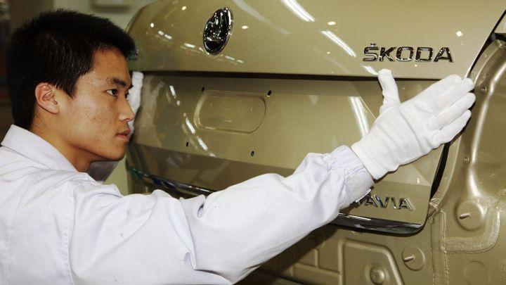Tak se vyrábějí škodovky v Číně. Supai a Ming Rui