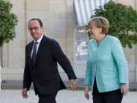 Živě: Moc času vám nezbývá, varují Řeky Hollande a Merkelová