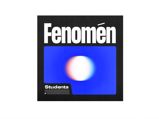 Fenomén - podcast, grafika