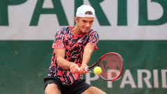 Tomáš Macháč, French Open 2020, 1. kolo