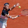 Diego Schwartzman na French Open 2018