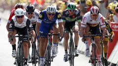 Tour de France 2016, 1. etapa: spurt do cíle