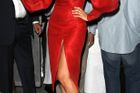 Lady Gaga: Prostě Lady in Red.