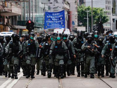 Doživotí za kritiku Strany. Smutné výročí v Hongkongu slavila jen tajná policie