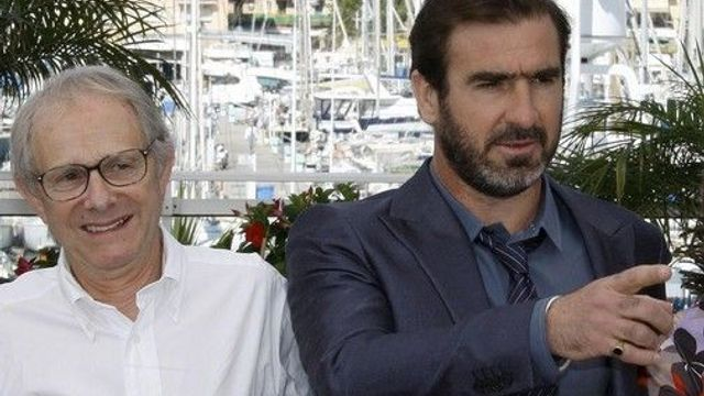 Cannes: Ken Loach a Eric Cantona přivezli film Looking For Eric