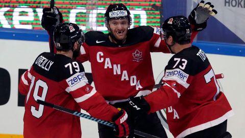 Skvělá kanada zatočila i s čechy nasázela jim šest gólů