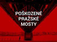 Obrazem: Hrozí jim osud Libeňáku nebo Trojské lávky? Velký přehled všech zchátralých pražských mostů