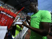 Bolt svůj poslední sprint na Zlaté tretře vyhrál, Staněk ovládl soutěž koulařů