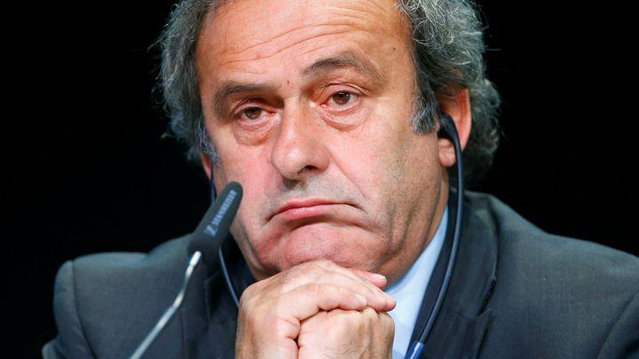 Platiniho zatkla policie. Čelí vyšetřování o korupci při udělování MS v Kataru
