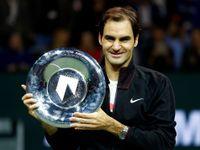 Federer deklasoval Dimitrova. Cestu zpět na trůn tak potvrdil triumfem v Rottedamu