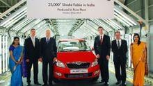 Škoda Auto expanduje. Za dva roky ukáže první model vyvíjený a vyráběný v Indii