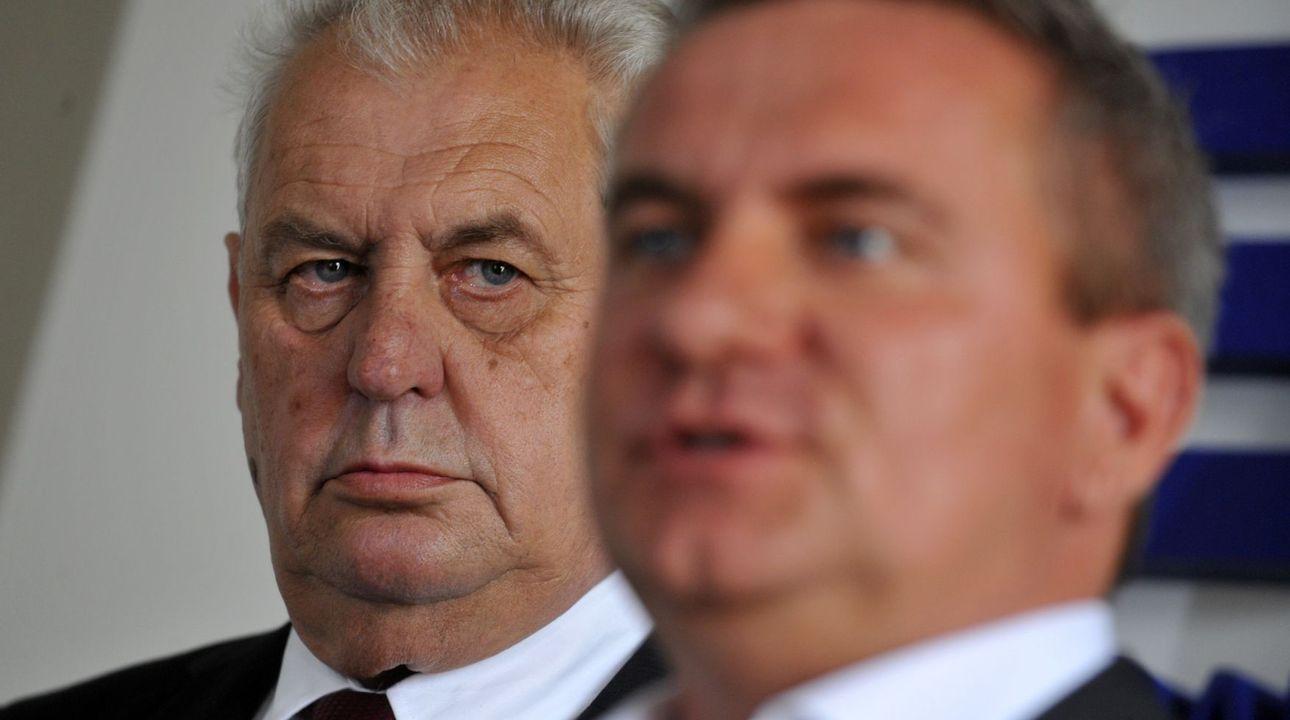 Baxa: Zeman mi řekl, že musím na soudce působit, aby dobře rozhodovali