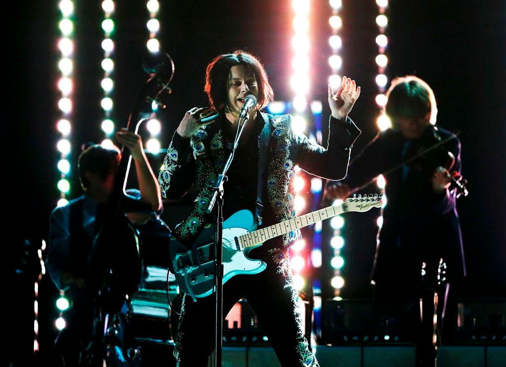 grammy 2013 - jack white
