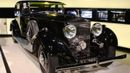 Nádherná karosérie zdobí Rolls-Royce Phantom II Continental. Vůz byl sestrojen v roce 1934. Modernizovaný, téměř osmilitrový šestiválec s výkonem 120 koňských sil uděloval vozu rychlost až 145 km/hod.