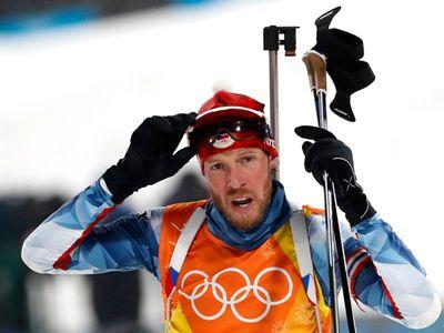 Živě: Mužská štafeta vedla, po dvou trestných kolech ale skončila sedmá. Senzační triumf pro Švédy