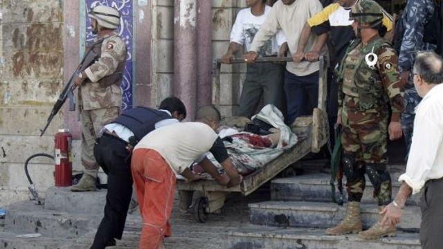 Výsledek obrázku pro atentáty sunnité