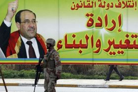 Czech Iraqis known as 'Al-Qaeda' go to the polls by bus