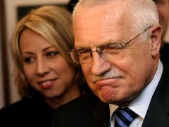 Agreeing not to agree (Václav Klaus and Kateřina Jacques)