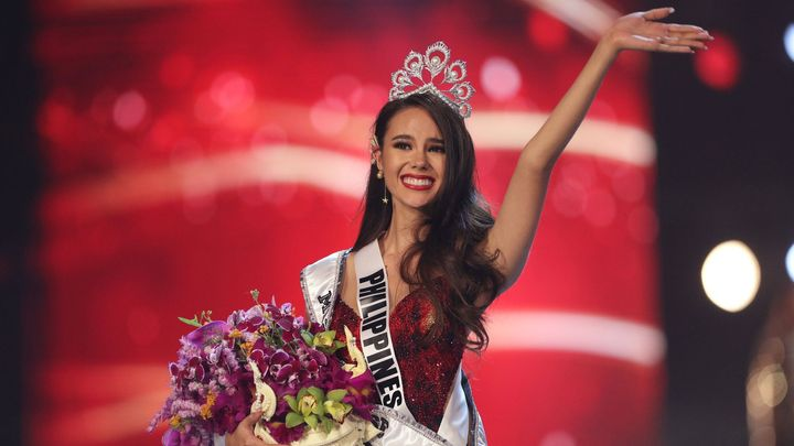 Tohle je nejkrásnější žena planety. Novou Miss Universe se stala Filipínka