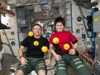 Foto: Astronaut fotí život ve vesmíru, má statisíce fanoušků