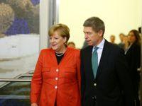 Online: Volby v Německu vrcholí. Merkelová sahá po vítězství, rozhodne ale třetí vzadu