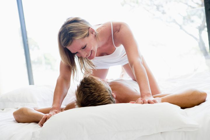Существет ли норматив, как часто надо заниматься сексом с мужем?