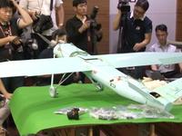 Vojáci rozebrali severokorejský dron, který fotil americké rakety. Měl motor z Česka