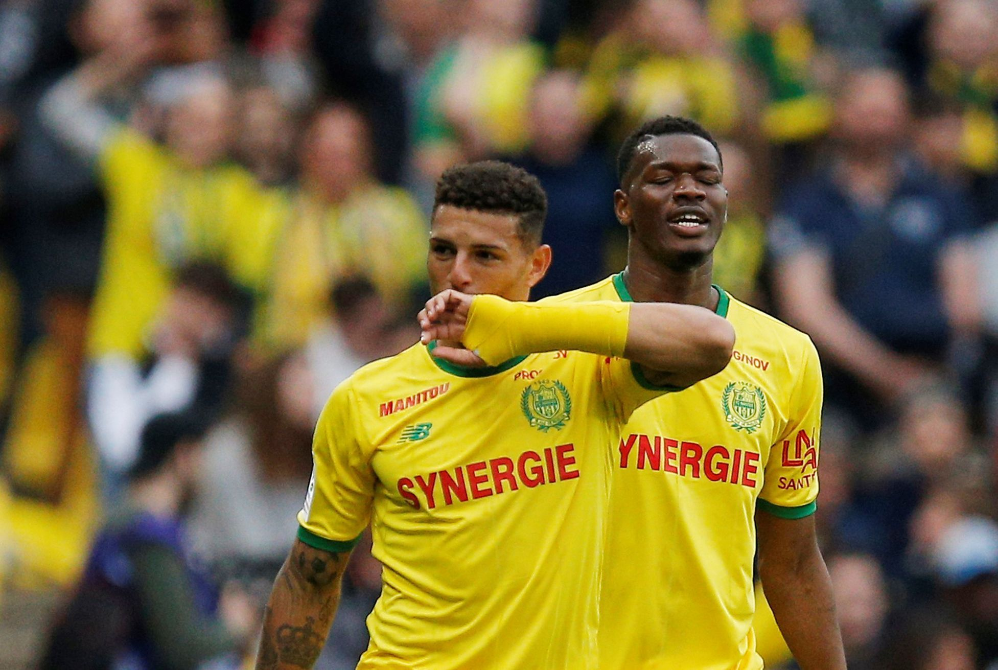 Nantes - PSG v Ligue 1 2019