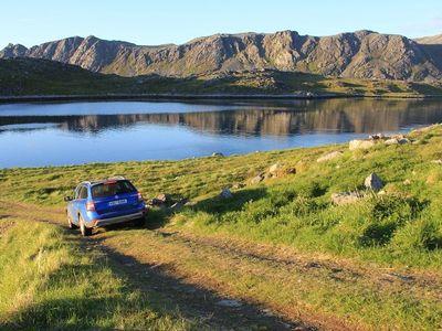 Laponské volání divočiny aneb z Čech až na konec světa v kabině Škody Octavia Scout
