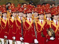 Severokorejské olympijské roztleskávačky jsou sexuální otrokyně, píše Bloomberg