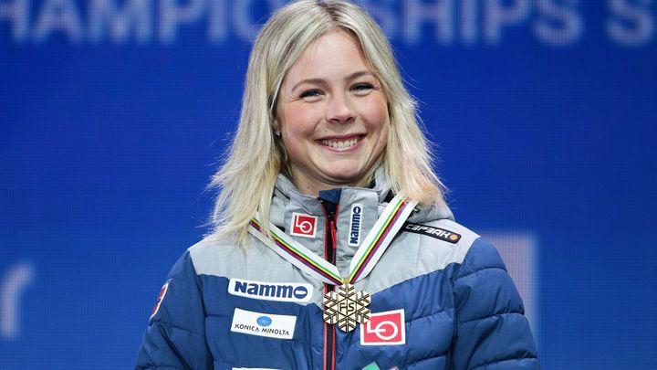 Moje tělo se změnilo, oznámila v slzách norská hvězda. Už nechce trpět kvůli váze; Zdroj foto: Reuters