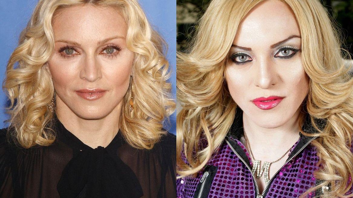nejslavnější dvojníci celebrit neskutečná podoba Žena cz