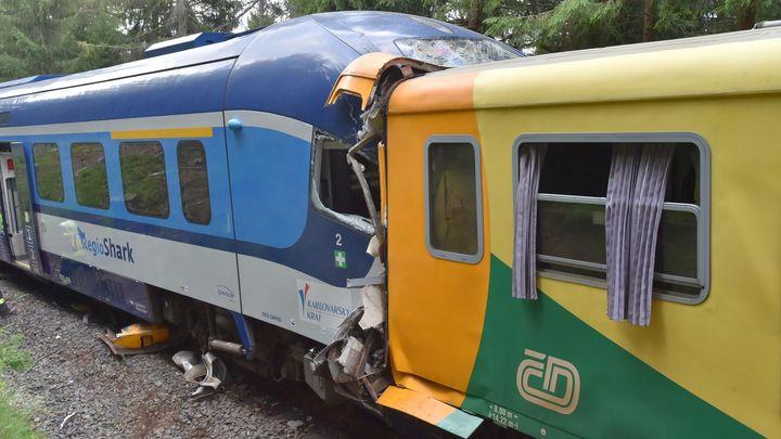 Nejméně mimořádných událostí za 17 let. Nehod na trati ubylo, píše Drážní inspekce