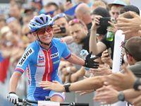 Bronz pro Nash. Česká cyklokrosařka dojela třetí v úvodním závodě Světového poháru
