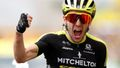 Simon Yates (Mitchelton-Scott) ve 12. etapě Tour de France 2019