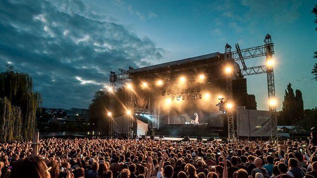 Fotky  Takový byl koncert Die Antwoord ve Žlutých lázních v Praze ... 4ecd2856e1e