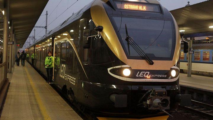 Leo Express následuje konkurenta, chce jezdit i na Slovensko