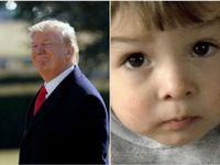Jmenovec Donalda Trumpa pochází z Afghánistánu. Je mu 18 měsíců
